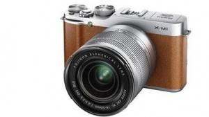 Ist das die X-M1 von Fujifilm?