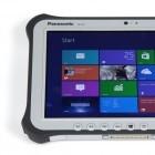 Panasonic FZ-G1 im Test: Massives Windows-8-Tablet im Außendienst