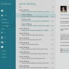 Microsoft: Neue Mail App für Windows 8.1