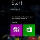 Microsoft: Windows 8.1 Update 1 vorab verfügbar