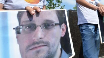 Edward Snowden hat unter anderem in Russland und Deutschland Asyl beantragt.