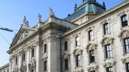 Justizpalast; Gebäude des Landgerichts München I