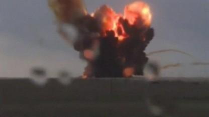 Absturz einer Proton-M-Rakete am 2. Juli 2013: Starts für mehrere Monate ausgesetzt