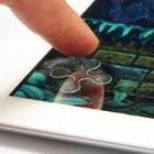Invisible Gamepad: Fühlhilfe für Tablets und Smartphones