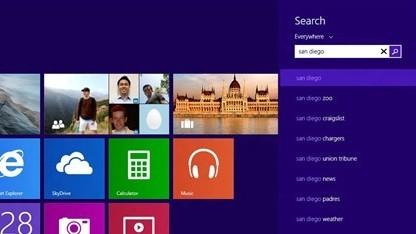 Smart Search in Windows 8.1
