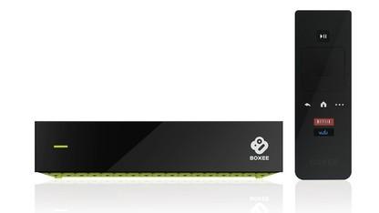 Boxee TV ist Boxees Cloud-Videorekorder.