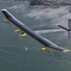 Solar Impulse: Solarflugzeug gelingt USA-Überquerung trotz Flügelriss