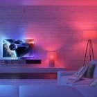 TV: Philips Ambilight und Hue leuchten im Duett