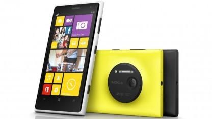 Nokia Lumia 1020 ist ab sofort für 700 Euro in Deutschland erhältlich.