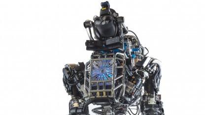 Humanoider Roboter Atlas: Hier kommt der Terminator.