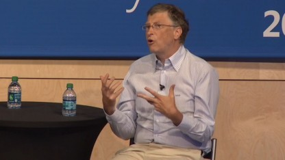 Bill Gates (beim Faculty Summit  am 15. Juli 2013): Wearables helfen beim Schummeln.
