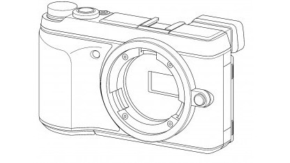 Ist das die Panasonic GX7?