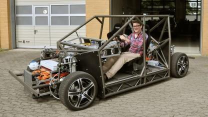 Autonomes Elektroauto Mobile: echte Revolution