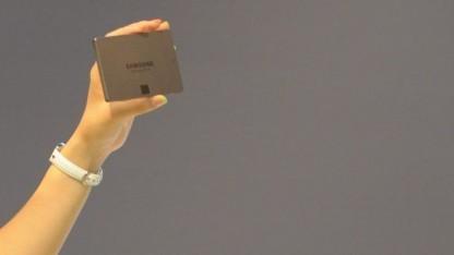 Samsungs SSD 840 Evo soll es ab August 2013 im Handel geben.