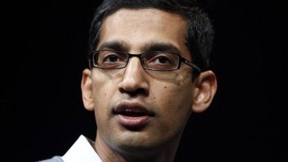 Android-Chef Sundar Pichai hat etwas vor.