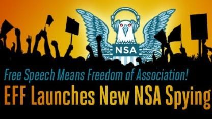 Die Electronic Frontier Foundation hat Klage gegen die NSA eingereicht.