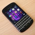 Blackberry: E-Mail-Zugangsdaten bleiben nicht auf dem Telefon