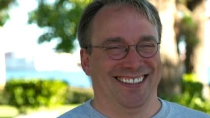 Linus Torvalds findet Valves Steam für Linux gut.
