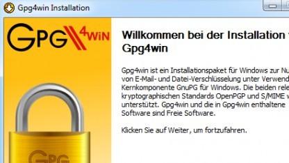Gpg4win 2.2.0 soll mit Outlook 2010 und 2013 funktionieren.