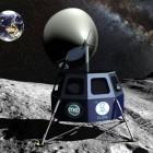 Raumfahrt: Privatinitiative will Teleskop auf den Mond schießen