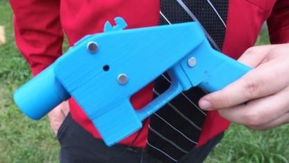 3D-gedruckte Waffe Liberator: bestehende Zugangsbeschränkungen durch Verfügbarkeit von Dokumenten umgehen
