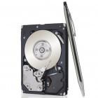 Enterprise Turbo SSHD: Schnellste Festplatte mit 128 MByte DRAM und 16 GByte Flash