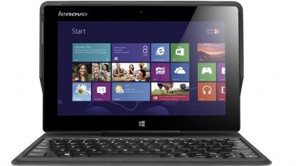Das Ideapad Miix 10 von Lenovo kommt für 500 Euro nach Deutschland.