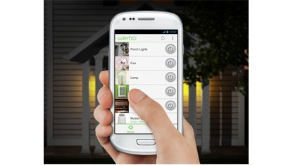 Belkin-Wemo-App für Android