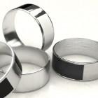 Kickstarter: Druckbarer NFC-Ring entsperrt Handys und öffnet Türen