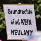 Stop Watching Us: Tausende protestieren gegen Überwachung