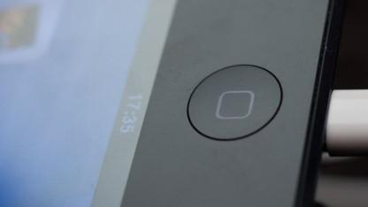 Fingerabdrücke - der Homebutton soll sie nicht nur anziehen, sondern auch erkennen.