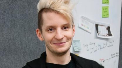 Programmierer und Startup-Gründer Lukas F. Hartmann