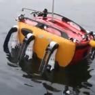 Roboter: Crabster geht baden