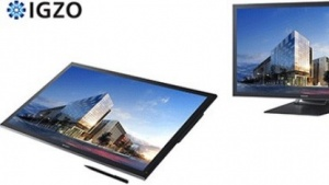 Sharp: 4K-Display mit Touchscreen und Stifteingabe