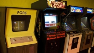 Arcade-Automaten hatten teiweise ausgefeilten Kopierschutz.