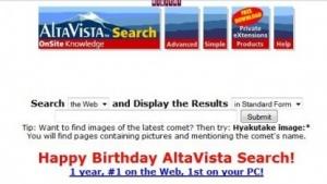 Suchmaschine: Yahoo hat Altavista abgeschaltet