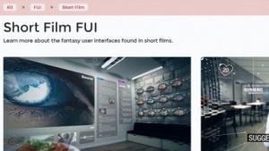 Kit FUI: Kleine Datenbank sammelt Fake User Interfaces