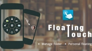 Floating Touch für Android