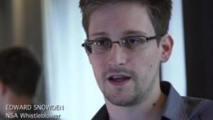 Edward Snowden spricht in einem Dokumentarfilm von  Laura Poitras über seine Motive.