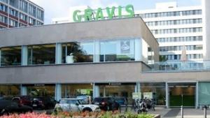 Gravis-Filiale Berlin am Ernst-Reuter-Platz