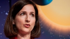 Die Astronomin Sara Seager