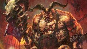Artwork von Diablo 3