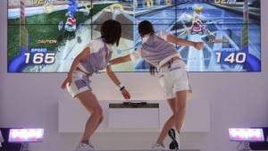 Aufnahme von 2010 zu Kinect für die Xbox 360