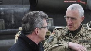 Generalmajor Markus Kneip