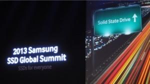 Für 2014 kündigt Samsung schon einmal den Wechsel von AHCI auf NVM Express an.