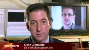"""Glenn Greenwald: """"Da kommt noch viel mehr"""""""
