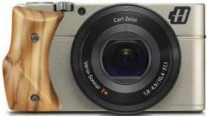 Sieht so Hasselblads erste Kompaktkamera Stellar aus?