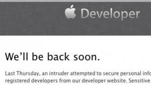 Ob die Angreifer bei Apples-Entwicklungsserver Daten erbeuten konnten, ist noch nicht klar.