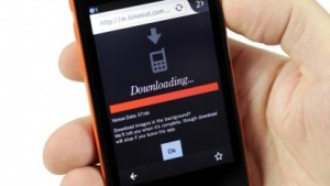 Geeksphone Keon mit Firefox OS