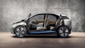 BMW i3 kommt im November 2013 ab 34.950 Euro.